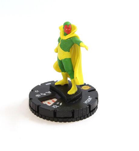 Heroclix Avengers Defenders War common Vision 006