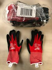 Milwaukee Smartswipe Level 1 Cut Resistant Nitrile Dipped Gloves Medium 12 Pa