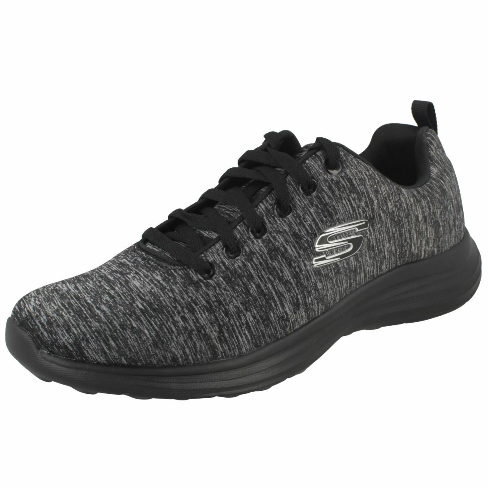 Skechers Mens Casual Trainers - Low Key Power Trippi