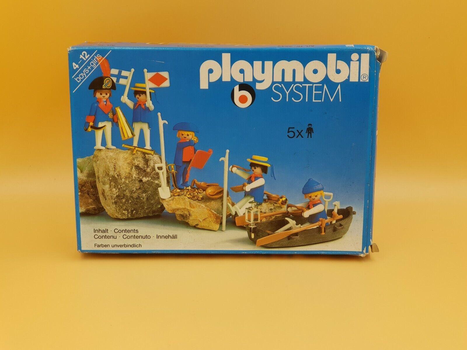 Playmobil 3546 Sailors Version Version Version 2 OVP New Sealed   Unopened Content Vintage Rare 327ab0