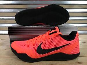 4ca2f2d91610 Nike Zoom Kobe XI 11 Barcelona Basketball Shoes Bright Mango SZ ...