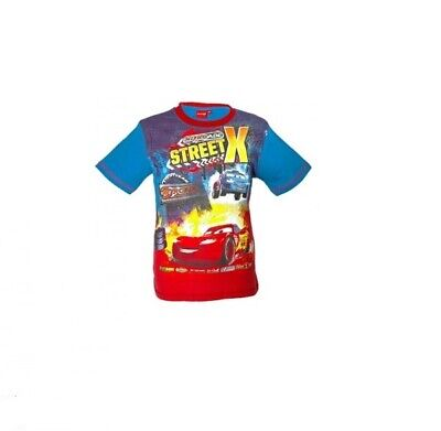 Blau Superman Jungen T-Shirt 110//116 Grösse Kurzarm OVP Neu