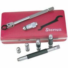 Starrett 53050 823az 1 12 8 001 Tubular Inside Micrometer Set