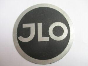 S31 plate JLO ILO Shield Nameplate 89 mm id 0w8qEcSz