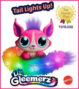 Lil-039-Gleemerz-Adorbrite-Furry-Friend-Light-Up-Interactive-Talking-Toy