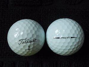 20-TITLEIST-PRO-V1-034-2018-19-MODEL-034-Golf-Balls-034-PEARL-034-Grade
