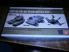 B-Club 1/144 The 08th MS Team Mecha set w/Type 61, Hover Truck and DOPP *NEW*