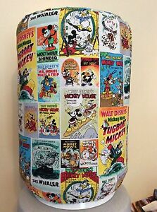 Mickey Mouse Disney Poster 5 Gallon Water Cooler Bottle Cover Kitchen Decoration Ebay