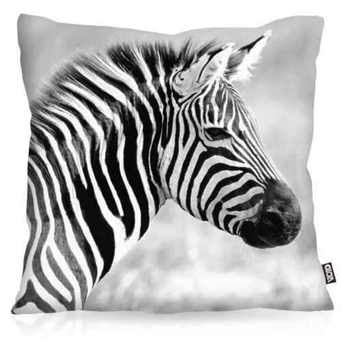 Zebrakopf Kissenbezug Kissenhülle Outdoor Indoor Zebra fell Kissen savanne pferd