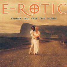 E-Rotic Thank you for the music (1997, Abba-cover-versions) [CD]