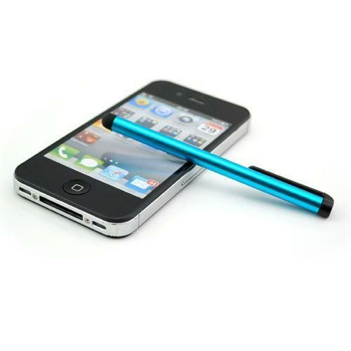 10 x Multi-Coloured Tablet Smartphone Touch Screen Stylus Pens iPad Note