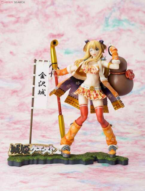 Shiro-Hime Quest Kanazawa Jou 1/8 Scale PVC Figure
