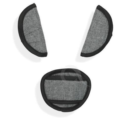 STRAP /& CROTCH COVER Universal car seat  BELTS PAD SHOULDER