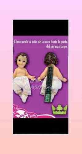 Niño ESTUDIANTE Vestido Niño Dios Baby Jesus Clothing Vestido Niño Dios