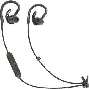 JBL UAJBLPIVOTBLKAM-Z Under Armor PIVOT Headphones Black Certified Refurbished