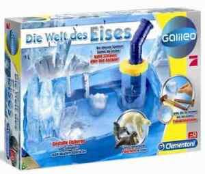 """GALILEO by PRO7 """"Die Welt des Eises erforsche das POLARMEER Eis Polartiere Labor"""