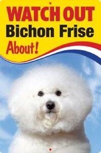 BICHON FRISE 3D FRIDGE MAGNET  Great Christmas stocking filler