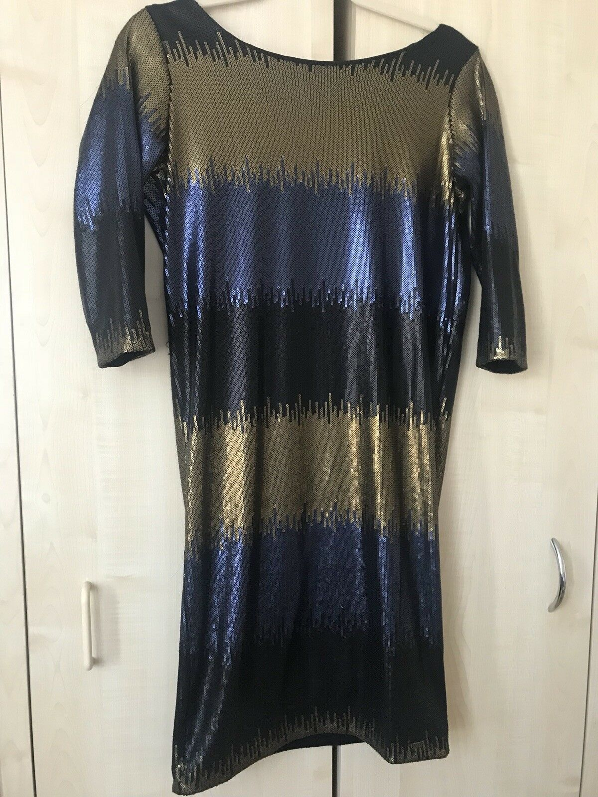 Sequin Sequin Sequin Dress by Guess Los Angeles Taglia 8 f2124b