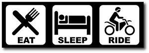 Eat-Sleep-Ride-Dirt-Bike-Sticker-Decal-WRX-STi-Outback