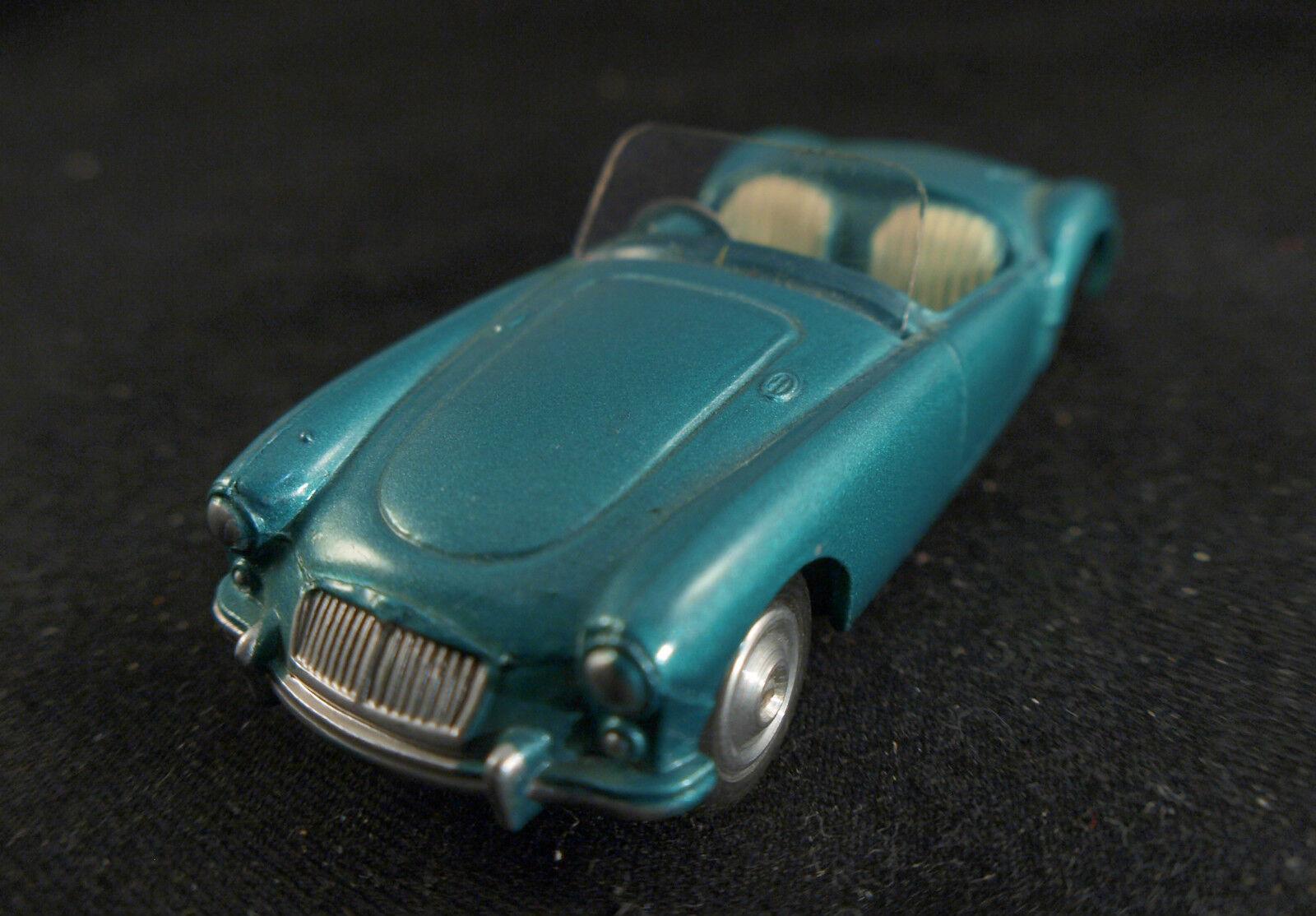 Corgi GB n° 302  MGA Cabriolet peu fréquent jamais joué