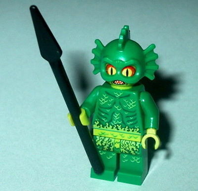 MONSTER FIGHTERS Lego Swamp Creature NEW Genuine Lego 9461 Halloween #2