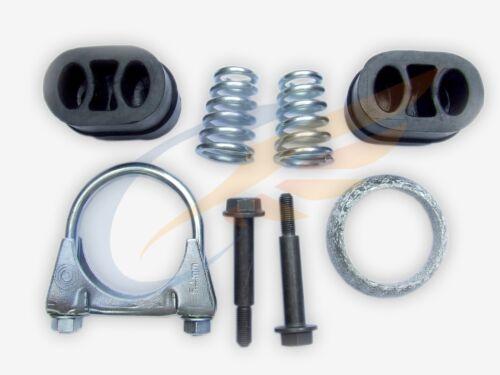 Montagesatz Mitteltopf OPEL ASTRA G 1.4 16V,1.6 98-05 Anbausatz