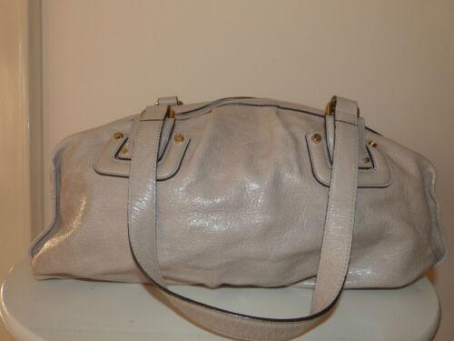 Schultertasche Weiß Coccinelle Handtasche Cremefarben grau gZRq5Yw5