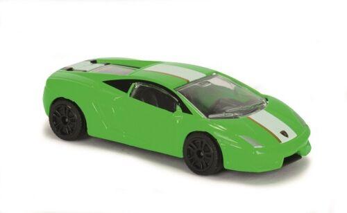 Lamborghini Gallardo Racing Majorette 212053054 - Neu Grün Ca. 7,5cm