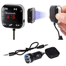 FM Transmitter MP3 Player KFZ Auto Radio Sender Micro SD USB PKW LKW Auto