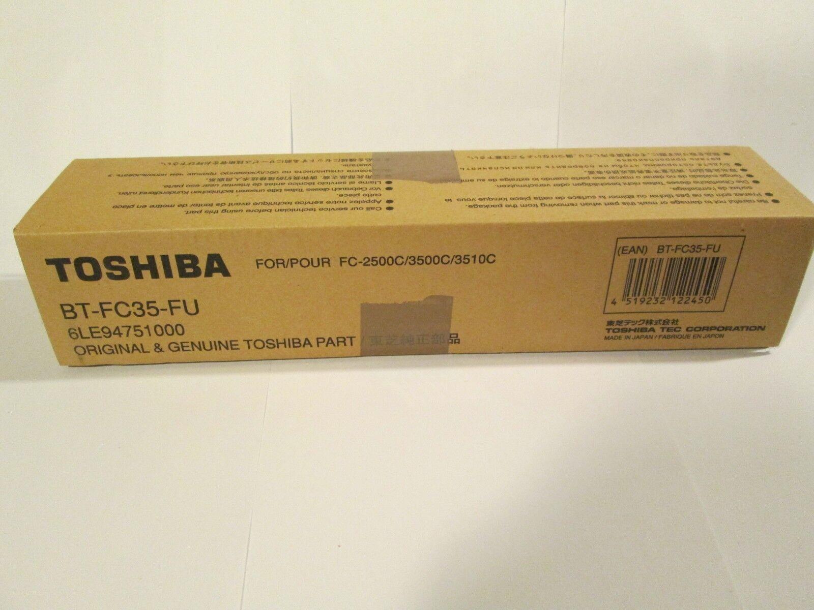 Genuine Toshiba BT-FC35-FU BTFC35FU  fuser belt part number 6LE94751000