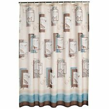 Saturday Knight Blessings Fabric Shower Curtain Religious Christian Bible Verses