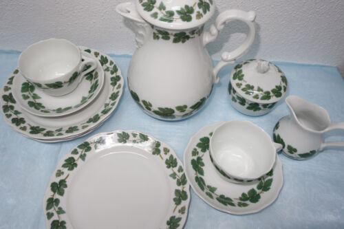 Hutschenreuther Maria Theresia Wine Leaves-Coffee Service parts available
