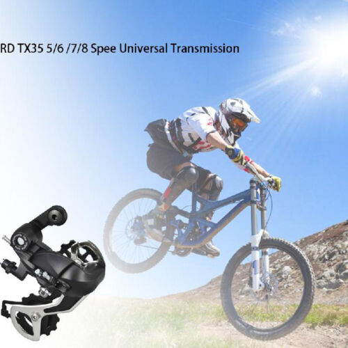 1Pc RD TX35 6//7//8 Speed Direct Mount MTB Rear Derailleur  Universal Transmission