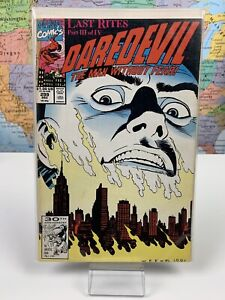 SHIPS-SAME-DAY-Daredevil-THE-MAN-WITHOUT-FEAR-1964-series-299-Marvel-comics