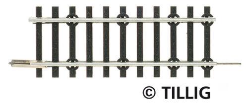 Tillig 83132 TT Übergangsgleis Standardgleis//Modellgleis 57 mm  NEU OVP,