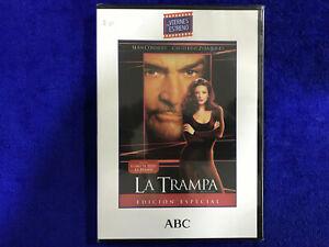 LA-TRAMPA-DVD-NUEVO-NEW-EDICION-ESPECIAL-SEAN-CONNERY-CATHERINE-ZETA-JONES