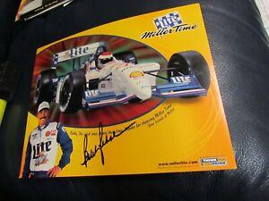 Bobby Rahal autographed Photo Formula 1