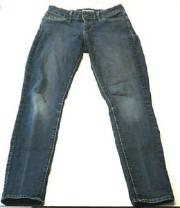 Levi-Denizen-Womens-Jeans-Size-2M-Modern-Skinny-Medium-Wash-Stretch-Denim