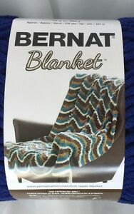 Bernat Blanket Yarn Coastal Collection 10.5 oz Skeins Variety of Colors Chenille