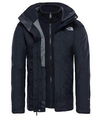 The North Face Men Evolution II triclimate chaqueta señores 3-in-1 chaqueta chaqueta doble