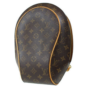 c4f62ed9e12e LOUIS VUITTON Ellipse Sac A Dos Backpack Bag Monogram Brown M51125 ...