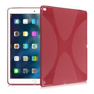 Funda-Protectora-Silicona-Xline-rojo-para-Apple-iPad-Pro-10-5-2017