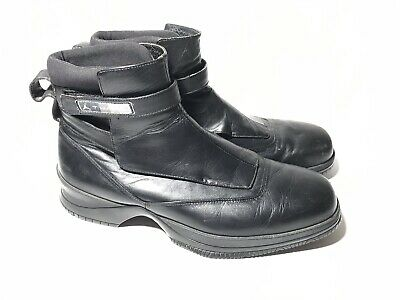 jordan black boots