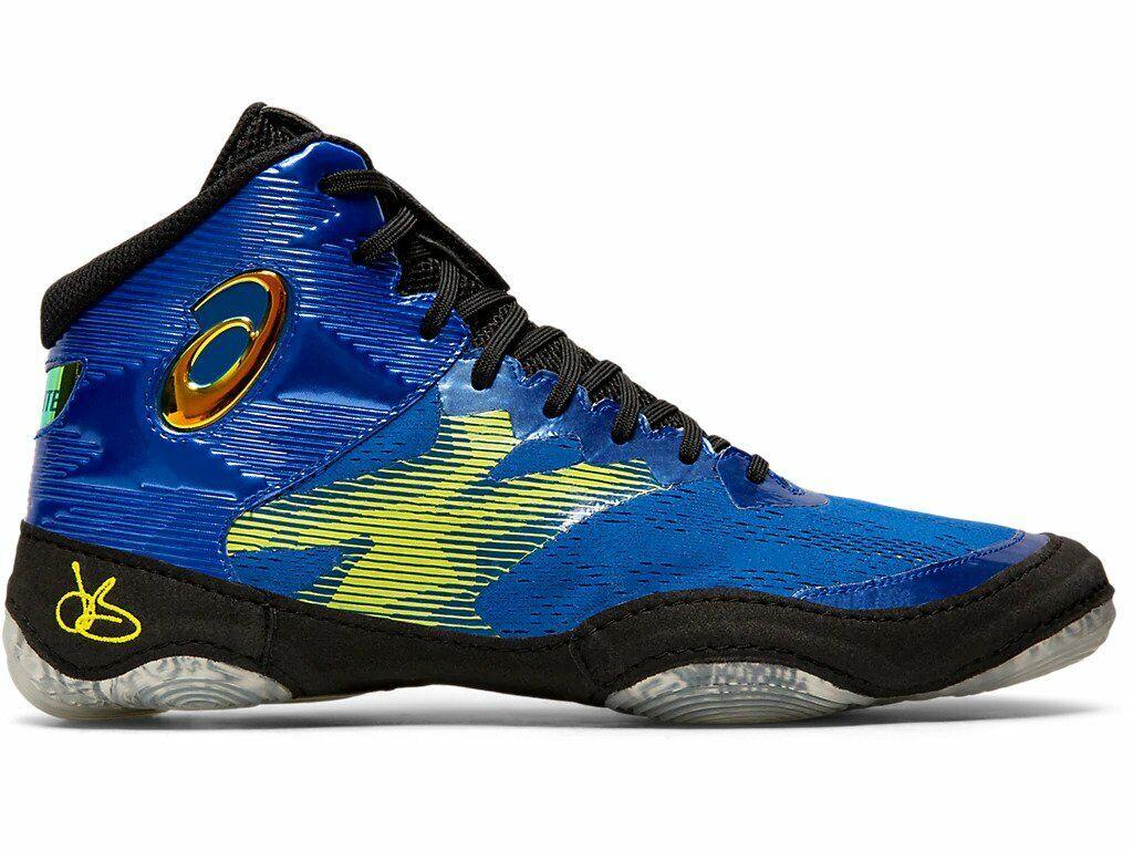 Asics JB Elite IV Ringerschuhe Wrestling Shoes (boots) 1081A016-400 Boxing MMA B