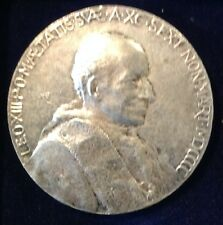 Pope LEONE XIII - 1890 - Silver Medal