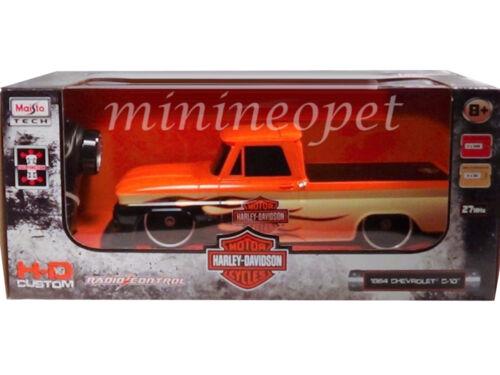 Maisto Harleydavidson Custom 1964 Chevy C10 Truck Radio Control Rhsinteplastbr: 1964 Chevy Truck Radio At Gmaili.net