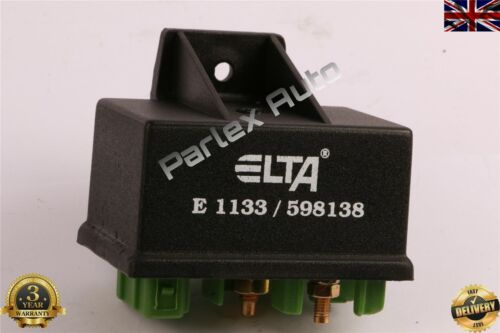 Partner 2.0 2000-2008 Glow Plug Relay for Peugeot Boxer 2.0 2001-2018
