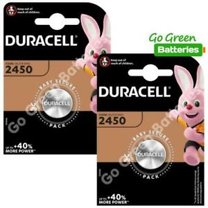 2-x-Duracell-CR2450-3V-Lithium-Coin-Cell-Battery-2450-DL2450-K2450L-long-exp