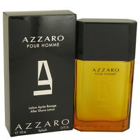 Azzaro Pour Homme - Lotion Apres Rasage De 100ml Neuf / Blister