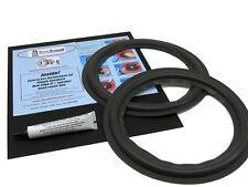 "EV EVS 15b Electro Voice 10"" Woofer Parts Foam Edge Speaker Repair Kit FSK-10A"